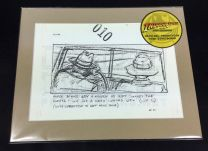 INDIANA JONES AND THE LAST CRUSADEStoryboard AC47