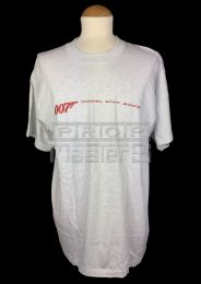 JAMES BOND DIE ANOTHER DAYModel Unit Crew T-Shirt