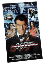JAMES BOND TOMORROW NEVER DIESCast and Crew Screening Invite