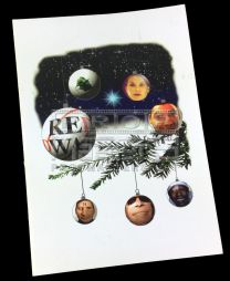 RED DWARFCrew Christmas Card