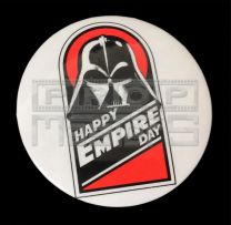 STAR WARS THE EMPIRE STRIKES BACKHappy Empire Day Badge