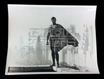 SUPERMAN (1979)Christopher Reeve Autograph