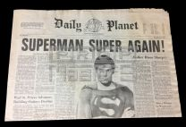 SUPERMAN III/3Daily Planet Newspaper