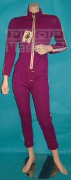 AVENGERS, THE1968 Violet Fashion Catsuit
