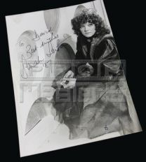 DOCTOR WHOSarah Sutton Signed BBC Photo