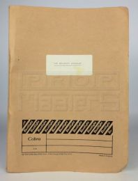 HOLCROFT COVENANT, THEOriginal Script
