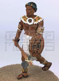 NIGHT AT THE MUSEUMMayan Warrior Figure