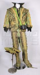 SPACE PRECINCTSnake Costume