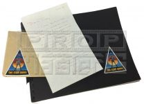 STAR WARSGlory Book & Letter