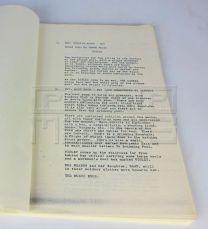 STEAMINGOriginal Script