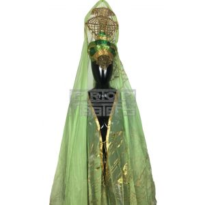 FLASH GORDONEmperor Ming Maiden Costume
