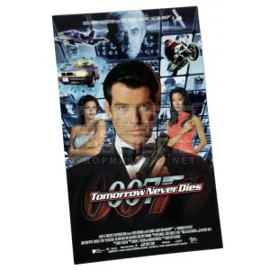 JAMES BOND TOMORROW NEVER DIES (1997)