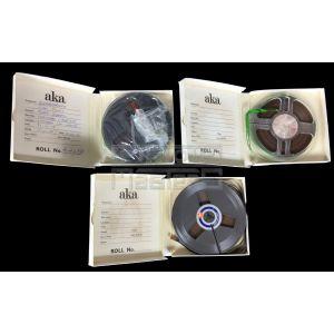 QUADROPHENIAProduction Sound Tapes