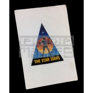 STAR WARSMcQuarrie Production Decal