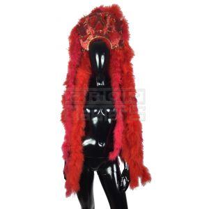 FLASH GORDONFeather Boa Headdress