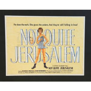 NOT QUITE JERUSALEM (1987)