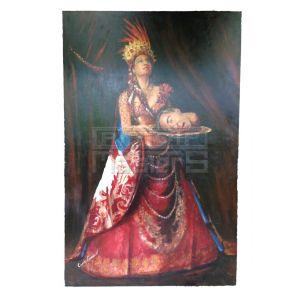 PHANTOM OF THE OPERACarlotta Painting