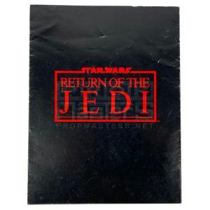 STAR WARS RETURN OF THE JEDI (1983)
