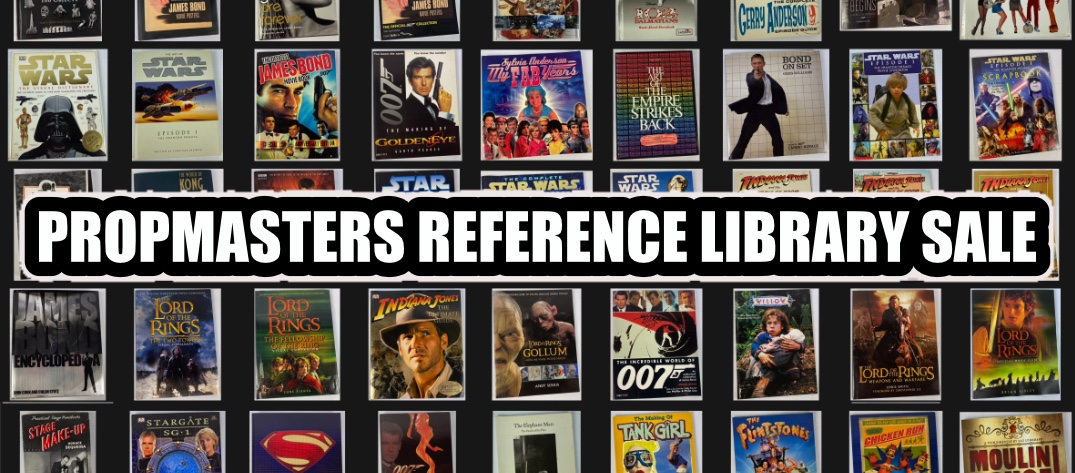 Propmasters Reference Library
