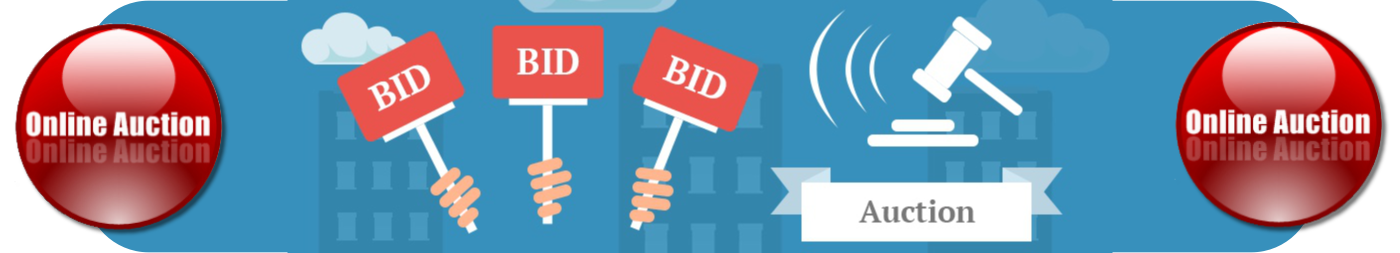 auction header banner